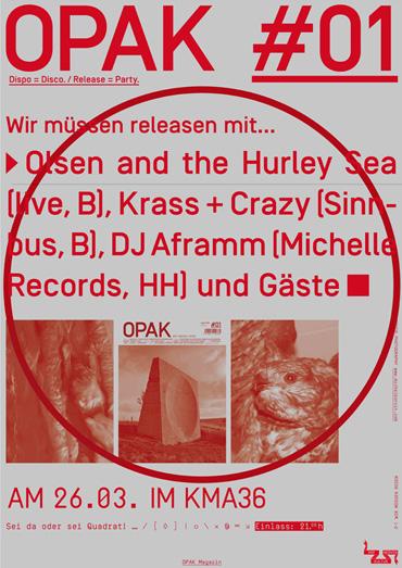 Opak Release Party