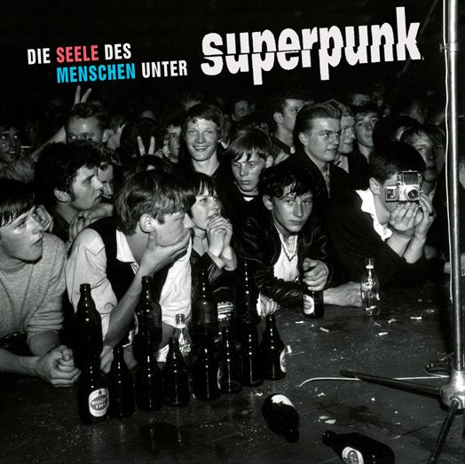 Cover: Die Seele des Menschen unter Superpunk