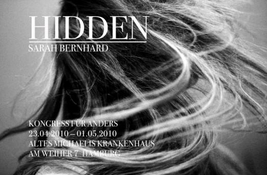 Hidden — Ausstellung von Sarah Bernhard